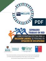 Resumen Seminario Red Incluye2013