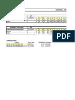 Coredise_control de Asistencias Al 27 May 2014