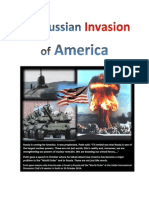 The Russian Invasion of America (WWIII, Red Dawn, WW3, End Times)