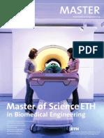 Www.master Biomed.ethz