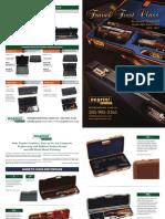 Negrini Hard Gun Cases Catalog