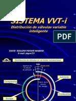 Sistema VVT.i