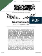 Necronomicón, Año 3 Número 6. Marzo 2005