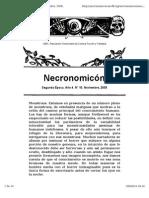 Necronomicón, Año 4 Número 10. Noviembre 2005