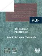 Derecho Pesquero - Jose Luis Lopez Chavarria(1)