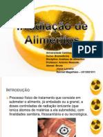 Irradiação de alimentos