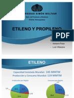 Etileno y Propileno