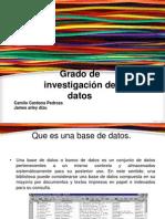 Trabajo de Investigacion de Datos