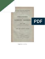 Objet Des Sciences Sociales