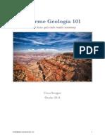 Informe geología