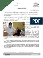 31 de octubre de 2014_ODONTOLOGÍA ESPECIALIZADA EN BENEFICIO DE LAS Y LOS OAXAQUEÑOS.doc