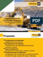 Factores Rendimiento Excavadora Hidraulica