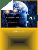 Psicología Conductista