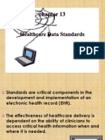 Health Data Standard