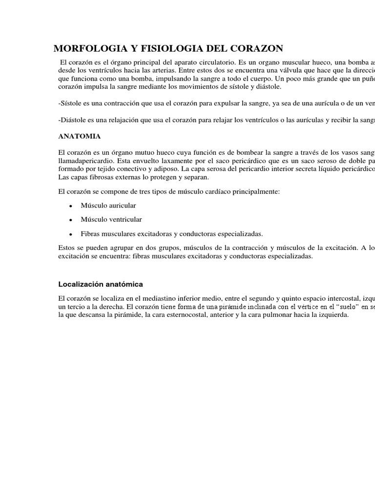 Increíble Anatomía Saco Pericárdico Modelo - Anatomía de Las ...