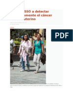 28-10-14 cronicaoax Exhorta SSO a detectar oportunamente el cáncer cérvico.docx