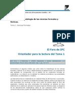 El Faro Del Módulo 2 Tema 1