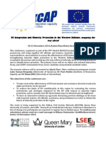 EU Integration and Minority Protection in the Western Balkans