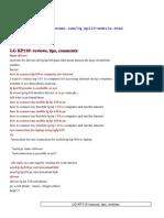 Lg Kp110 Manual