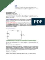Formulas Para LED