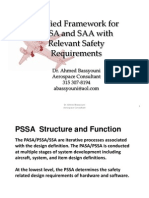 PSSA and SAA Frame Work