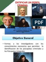 Como Identificar Un Perfil Criminal