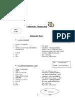 Document Production[1]