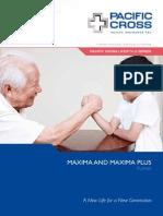 Lifestyle Series Health Insurance Maxima Plan