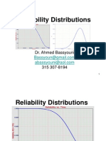 Reliability Distributions