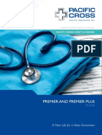 Lifestyle Series Health Insurance Premier Plan