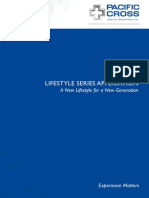 Lifestyle Series Health Insurance Application