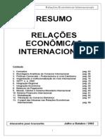 Resumão. relacoes_internacionais