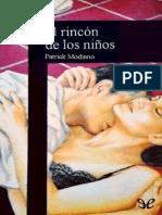 El Rincon de Los Ninos - Patrick Modiano