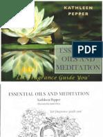 Essential Oils and Meditation 1