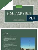 NDB, ADF y RMI