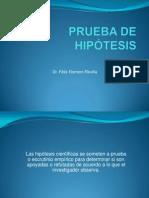 Prueba de Hipotesis 2