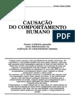 Simonassi & Santos (1984) - Causação Do Comportamento Humano