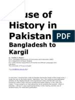 Abuse of History in Pakistan