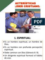 4. Características de Un Lider Cristiano