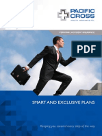 Personal Accident Insurance Brochure