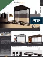 Cite Concept Gamme Quadralinea