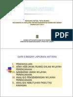 Ekspose_Lap Antara_RDTR Cikalong Wetan Terpadu Kab Bandung Barat