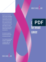 Chemotherapy Breast Cancer