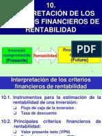Ingeniería Economica 10