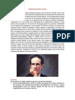 Biografía de Cesar Vallejo