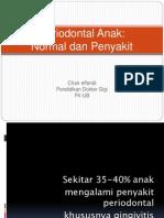 Periodontal Anak