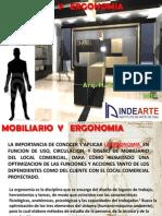Ergonomia y Mobiliario