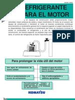 Refrigerante Para El Motor