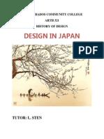 design in japan