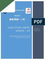 Airtel Maven_Case Study